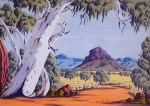 Hermannsburg Watercolours