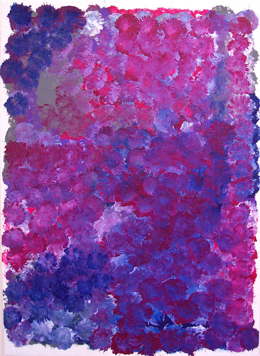 Emily Kame Kngwarreye - My Mothers Country I
