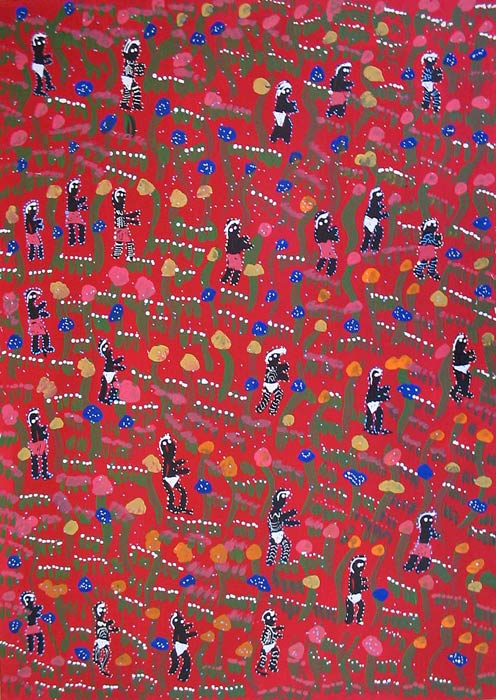 Lucky MORTON KNGWARREYE - Flower Spirits