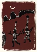 Jack BRITTEN JOOLAMA - Night Corroboree