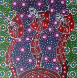 Colleen WALLACE NUNGARRAYI - Dreamtime Sisters